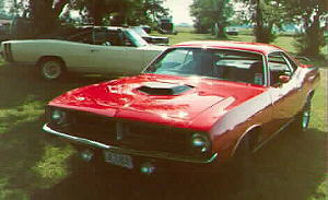 Mopar - Cuda and Charger